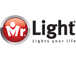 Mr light Logo