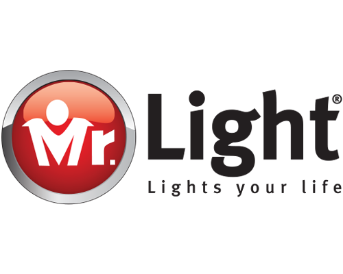 Mr Light Logo Logo